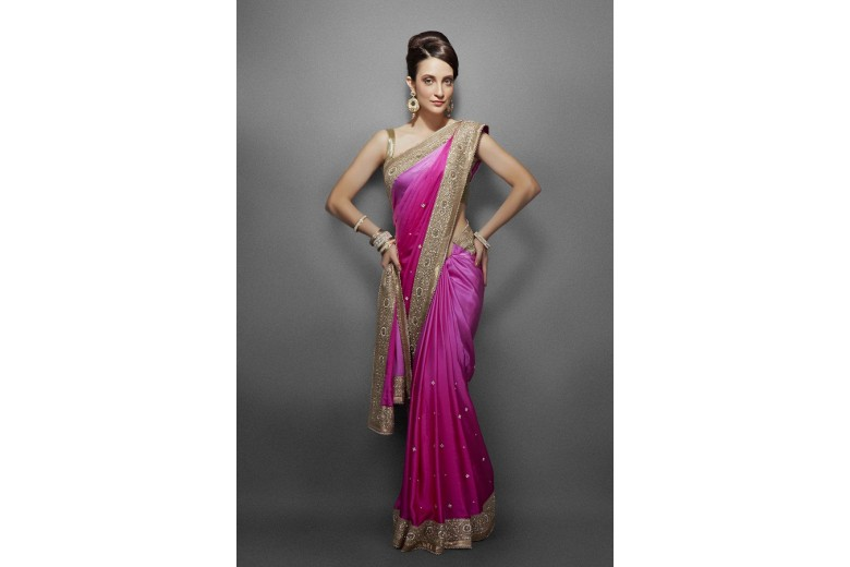 How To Wear Saree!