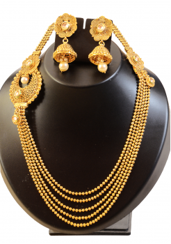 Golden Designer Chain Set